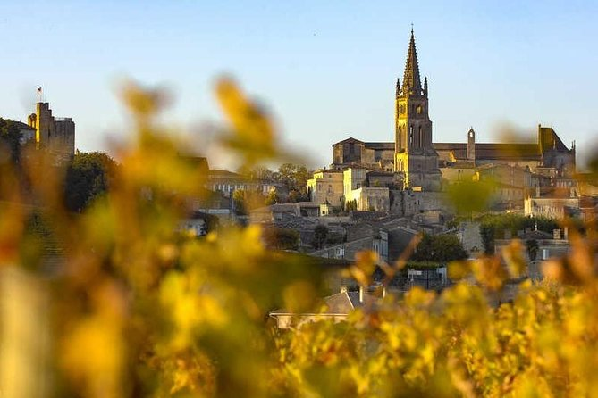 1/2 Day Saint Emilion Tour
