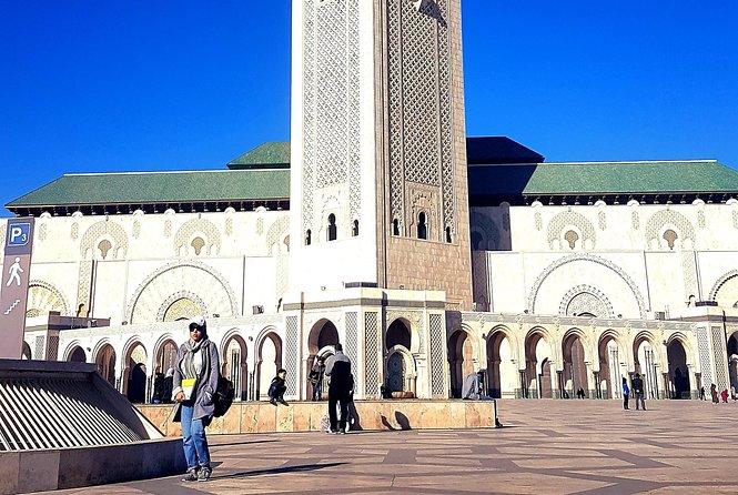 Marrakech Desert Tour To Casablanca