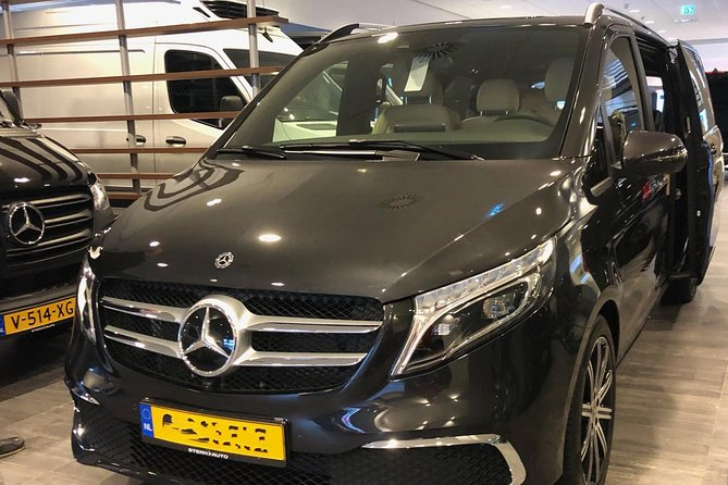 Schiphol Airport Transfer to Eurovision Song Contest 2020