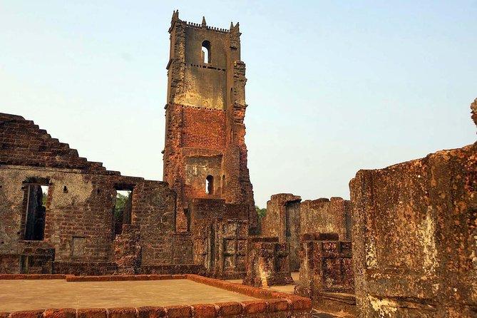 Cycle Tour Of Old Goa