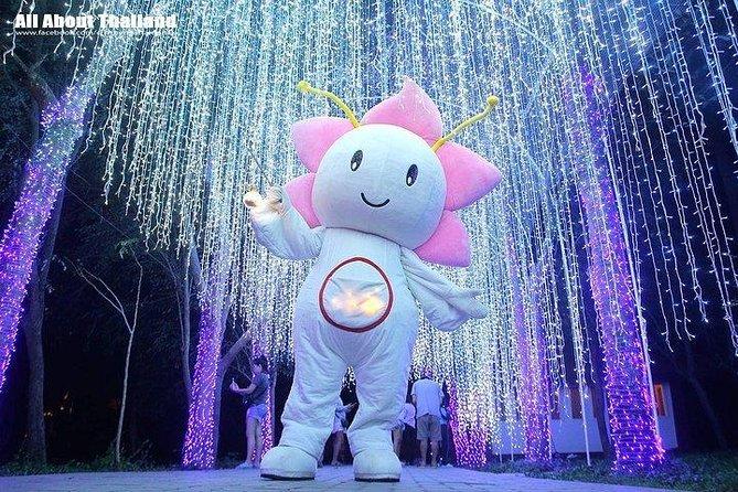 Pre-sale NASATTA LIGHTING FESTIVAL DEC 2020
