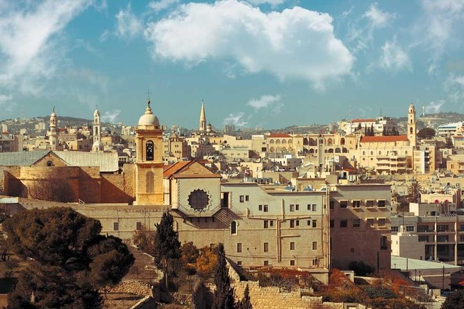 Bethlehem and Jericho Day Biblical Tour from Jerusalem