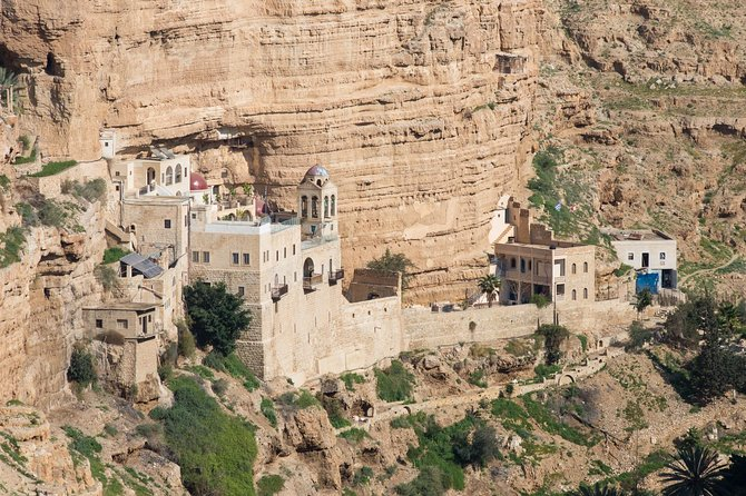 Bethlehem and Jericho Day Biblical Tour from Tel Aviv