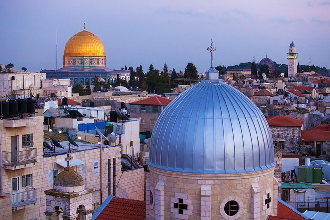 Holy Jerusalem Full Day Tour from Jerusalem