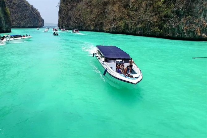 Private Speed Boat Snorkeling Trip (4 hrs.)