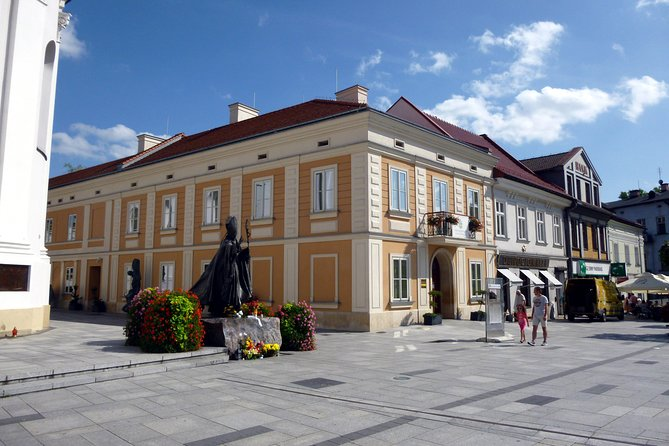 Wadowice Private Round Trip