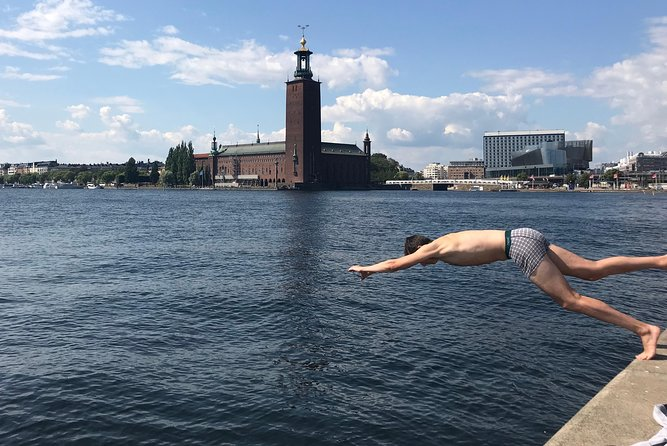 Stockholm-Old Town Walking Tour with a mature, fun, professional guide!