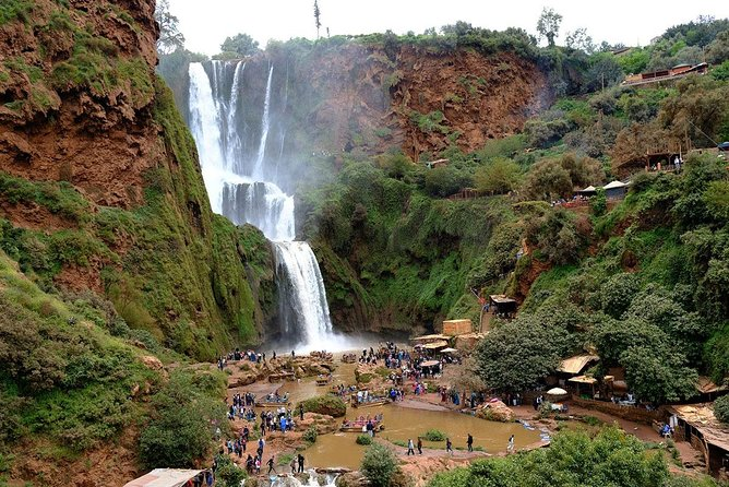 Ouzoud Waterfalls Day Trip from Marrakech photo 8
