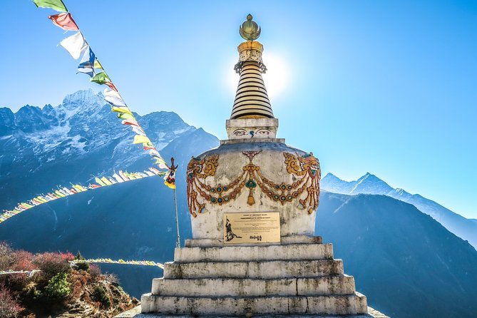 Everest Base Camp Trekking -14 Days