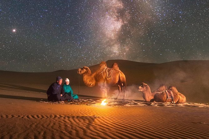 Best 4 Day Gobi Desert Group Budget Tour Inclusive of Accommodation & Meals
