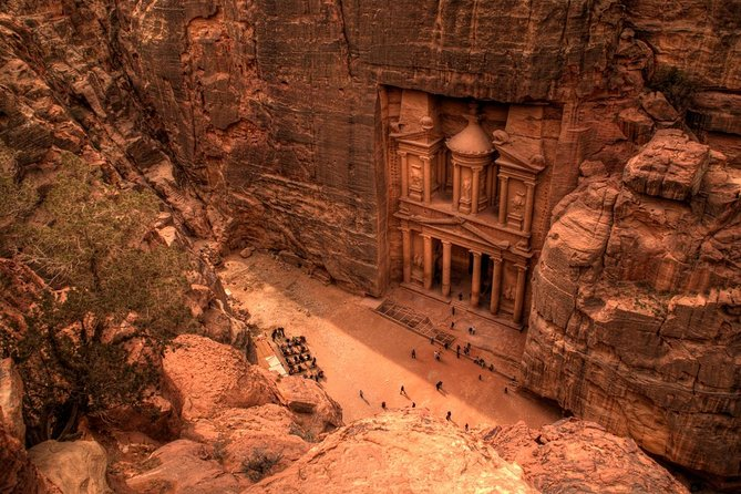 Jordan Horizons Tours: Amman to Petra Via Madaba, Mt Nebo and Dead Sea Day Tour photo 12