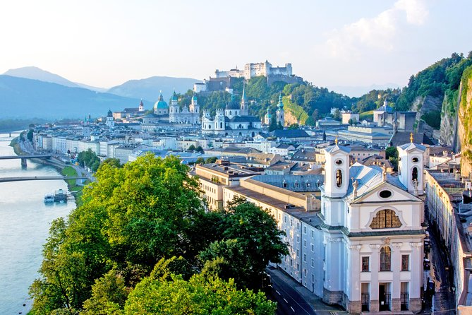 Full-Day Salzburg City and Lake District Private Tour from Munich