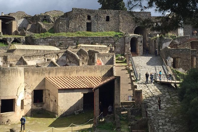 Day Tour Pompei