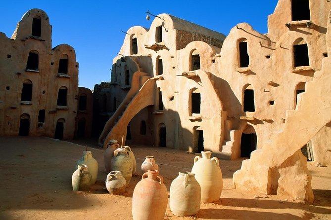 Tunisia: Full Country Trip 8 Days - 7 Nights (Multiligual Guide + Free SIM Card)