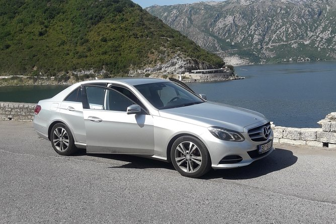Private Transfer from Sveti Stefan to Tivat airport