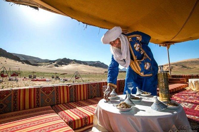 2 days Luxury Sahara desert trip to Zagora from Marrakech