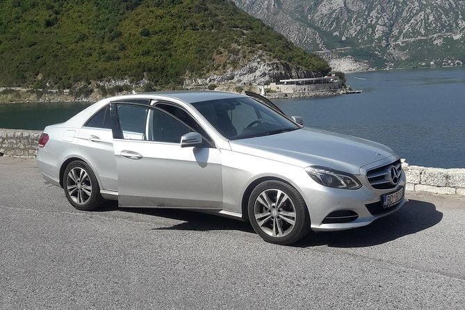 Private Transfer from Petrovac to Tivat airport