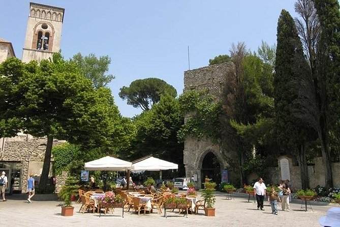 Private transfer Service from Ravello to Rome