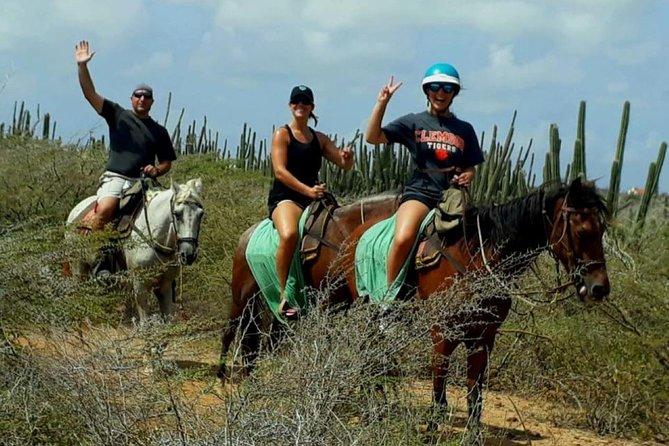 Aruba Horseback Riding Tour to Alto Vista Chapel