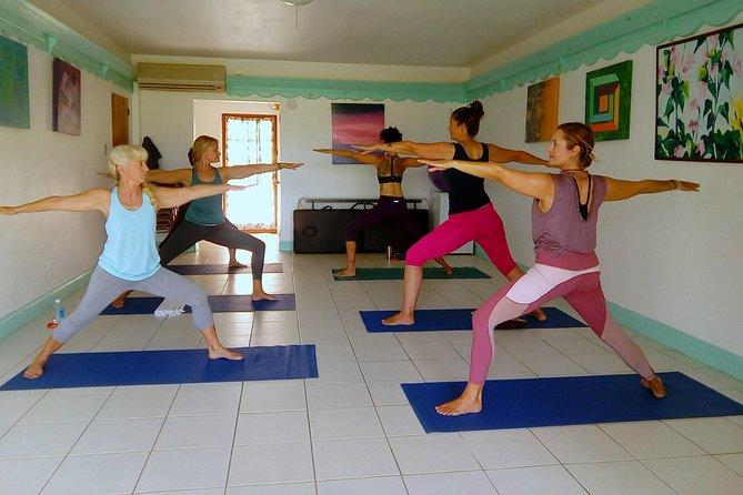 Yoga/Meditation Classes at Oualie Beach Resort