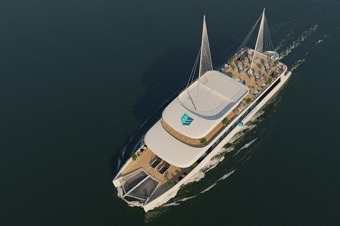 Luxury Day Cruise in Halong Bay-Lan Ha Bay (Water Slides-Catamaran Sailing)