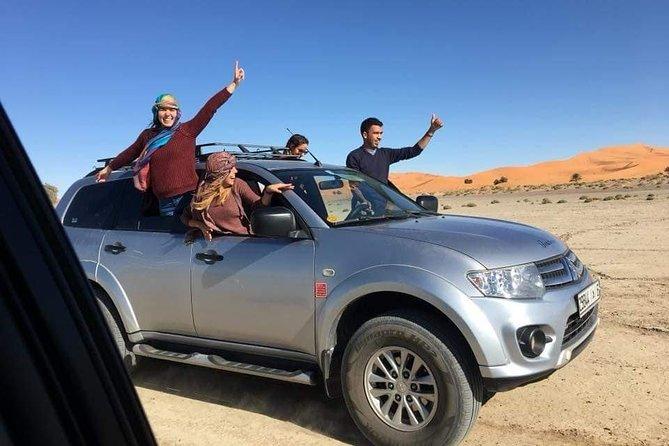 Excursión 4x4 Desert Tours