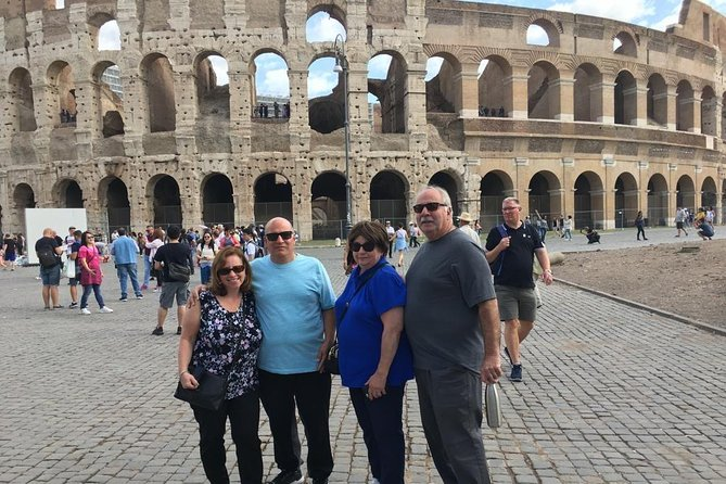 Shared Shore Excursion Civitavecchia Cruise Port: Best of Rome and Vatican City photo 1
