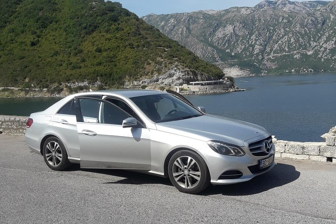 Private Transfer from Perast to Tivat airport