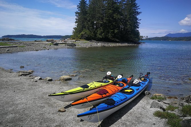 Broken Group Islands Guided Kayaking Adventure July 12-15
