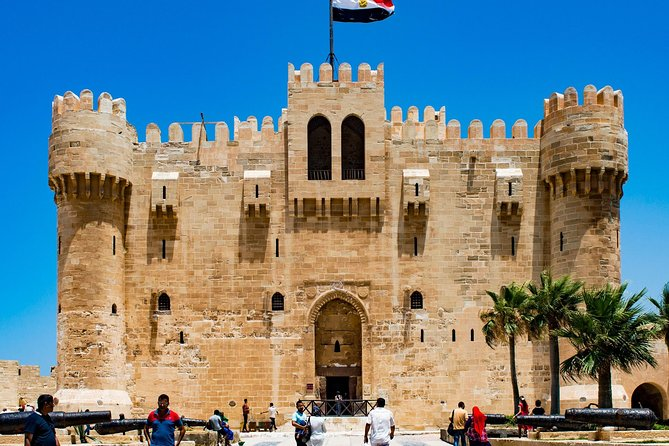 Private Full Day Tour to Alexandria from Cairo by Car photo 8