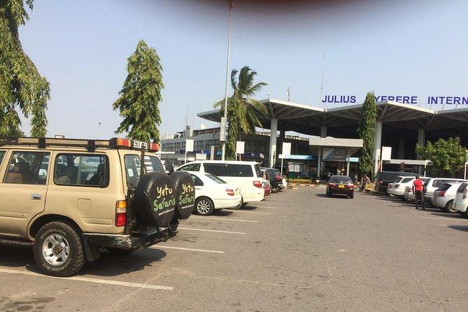 Dar es salaam to mikumi national park day trip
