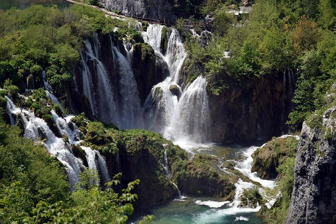 Plitvice Lakes, all inclusive tour from Zagreb