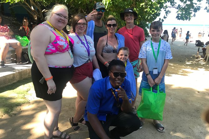 Private Ocho Rios highlights and beach day tour
