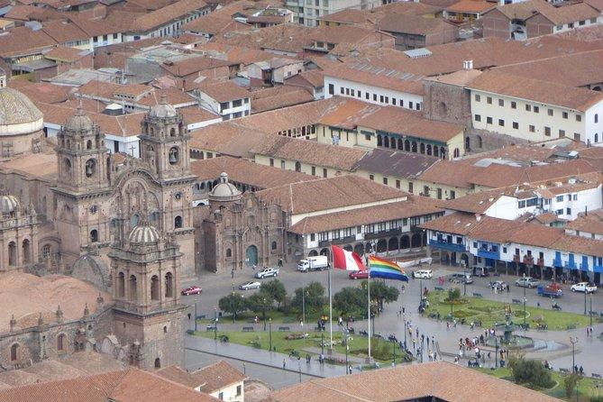 Walking City Tour in Cuzco