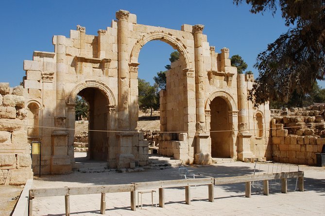 Jordan Horizons Tours: Jerash and Amman City Tour from Dead Sea Day Trip photo 10