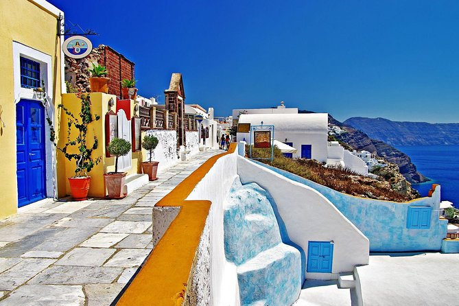Santorini Luxurious Highlights Tour with Dinner photo 4