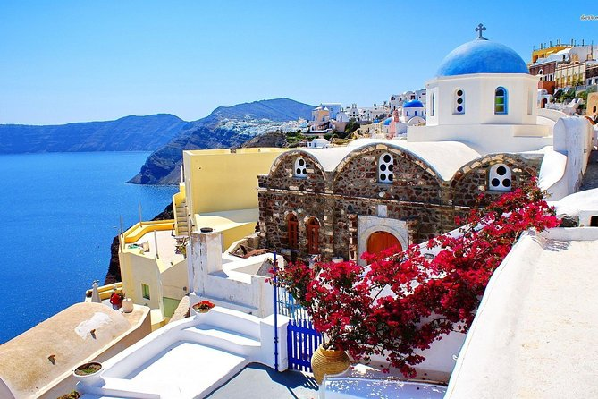 Santorini Luxurious Highlights Tour with Dinner photo 6