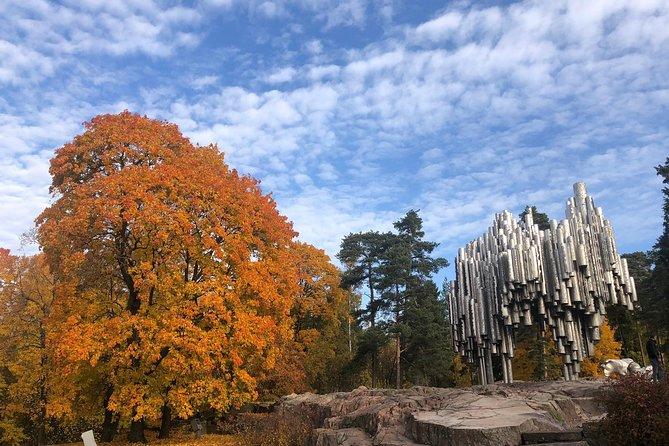 Helsinki Shared group tour