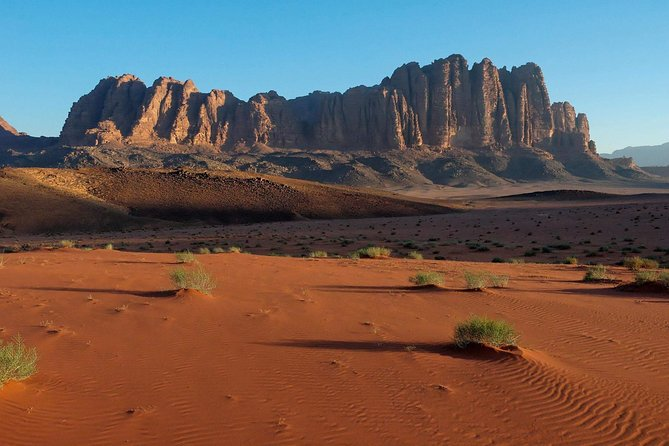 Jordan Horizons Tours: Wadi Rum Day Tour from Aqaba City photo 8
