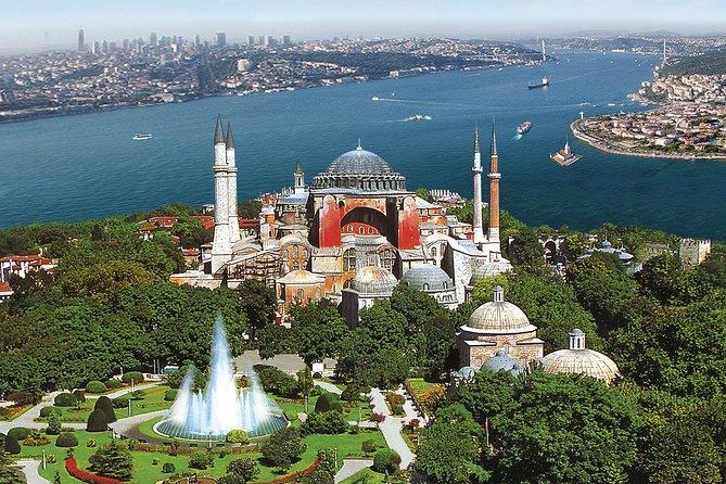 Istanbul Hagia Sophia Museum Electronic Entrance Ticket