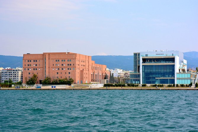Thessaloniki: Discover Thessaloniki from the Sea