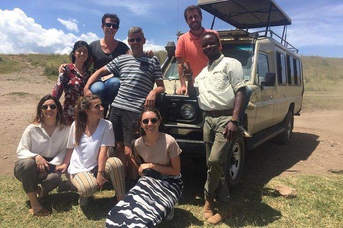 6 Days 5 nights safari best safari experience in Tanzania