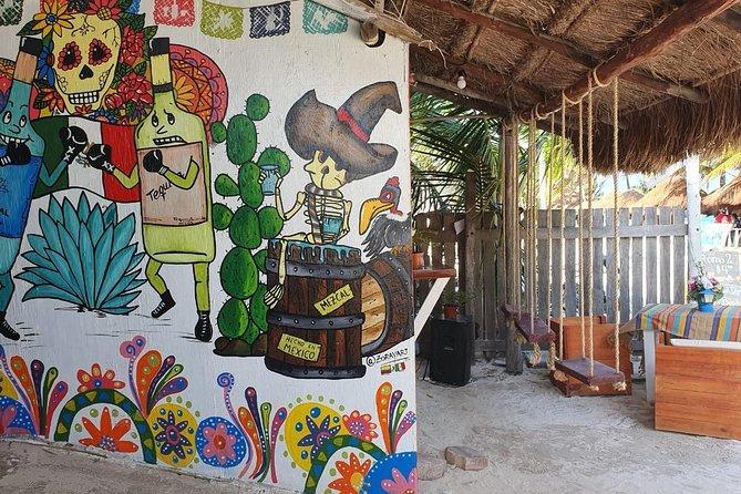 Costa Maya ATV excursion Tour + Beach Day with open bar!