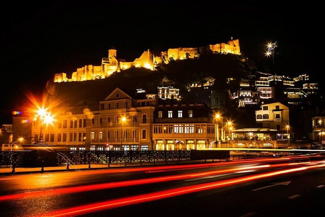 Gudauri, Ananuri & Night Tbilisi Private Tour