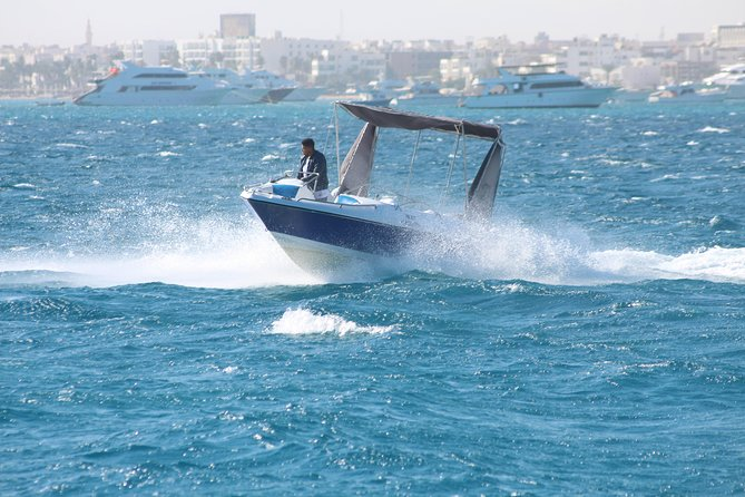 4 Hours Snorkeling With the Dolphins by a Speed Boat (Private) - Hurghada photo 22