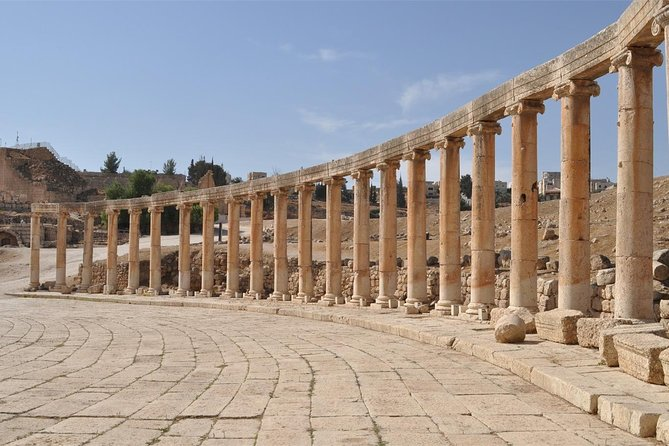 Jordan Horizons Tours: Jerash and Amman City Tour from Dead Sea Day Trip photo 1