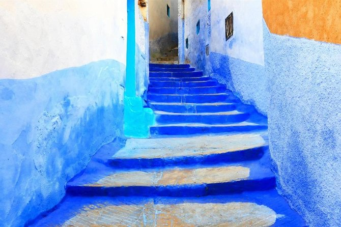 FROM Tetouan: Day trip to chefchaouen