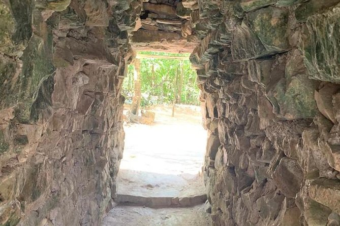 Coba & Mayan Village, Ecoarchaeologist experience with cenotes