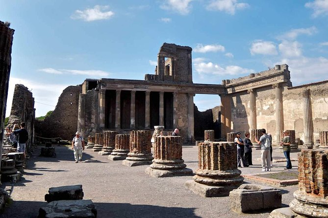 Private Tour of Pompeii, Herculaneum and Vesuvius