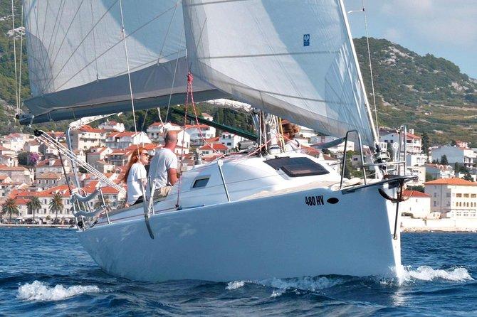 Paklinski islands Hvar half day afternoon sailing- Group tour
